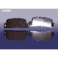 Колодки тормозные задние A21-3501090 ФОРА fora